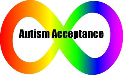 autism acceptance infinity